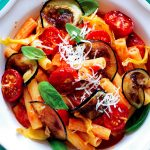 Recette de pâtes alla norma - Cuisine italienne