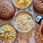 Gâteau de sarrasin, farine de noisettes et myrtilles: la recette