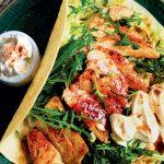 Recette de Fajitas au poulet à l'italienne