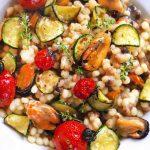 Summer Fregola #LCIFoodDelivery - Cuisine italienne