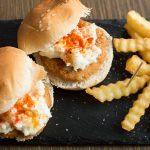 Octopus burger: la recette qui fait entrer la mer dans la maison