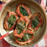 Recette romaine de Saltimbocca, la recette originale