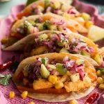 Tacos et brochettes au kiwi?  Ça peut être fait
