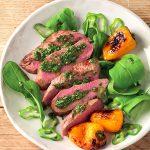 recettes d'été avec de la viande