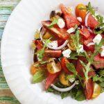 Pastèque: 6 salades pour l'été (+ de nombreuses autres recettes)