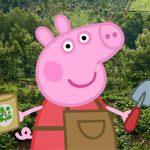 Peppa Pig veut remplir le monde de nouvelles forêts d'arbres fruitiers