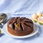 Gâteau au kiwi et au chocolat: la recette