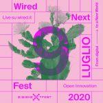 Wired Next Fest, le troisième rendez-vous le 9 juillet