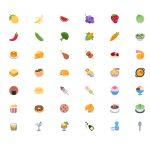 Le menu avec des emojis arrive également en Italie