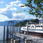 Voyage hors de la ville à Laveno Mombello sur le lac Majeur