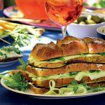 Recette de pain gastronomique - Cuisine italienne