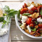 Variantes Panzanella - Cuisine italienne