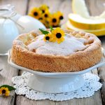 Melon dans un gâteau moelleux: la recette