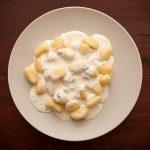 Gnocchi au gorgonzola et mille autres recettes